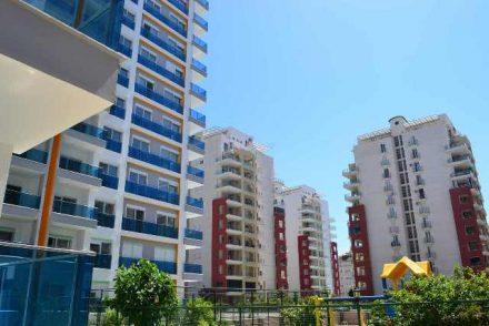 Mahmutlar Satılık Daire – HAFNİUM Residence 48.500