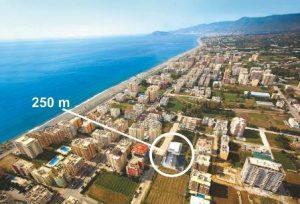 3 2 300x204 Sky Dome Alaiye Residence Mahmutlar