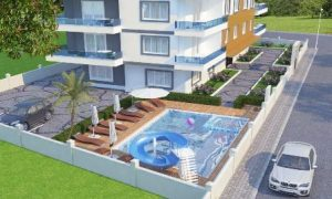 3d2 bina 300x180 Mahmutlar Satılık Daire   SKY BLUE+PLUS