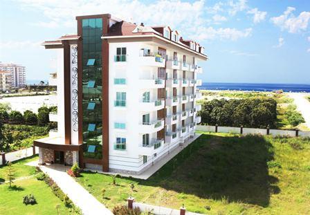 Suite Residence Satılık Daire Kestel Alanya