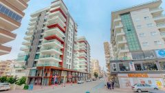 Ceray Park Residence  1+1 Eşyalı Daire  43.000 €  Mahmutlar / Alanya