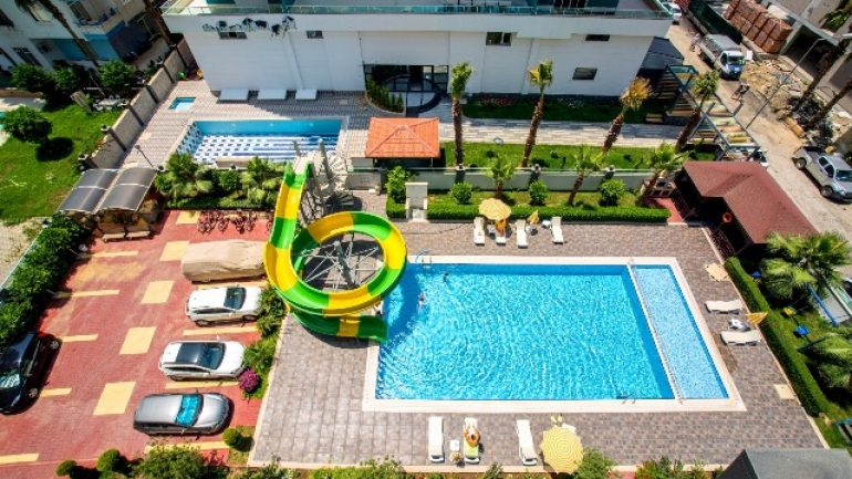 Sonas Town Residence 1 + 1 – 45.000 EURO  Mahmutlar  ALANYA