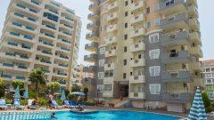 Taprak residence 2 + 1 Satılık Daire 58.000 Euro Mahmutlar Alanya
