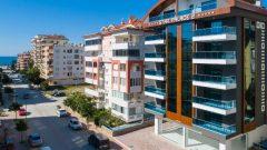 Alanya satılık daire ( STAR PALACE RESİDENCE )