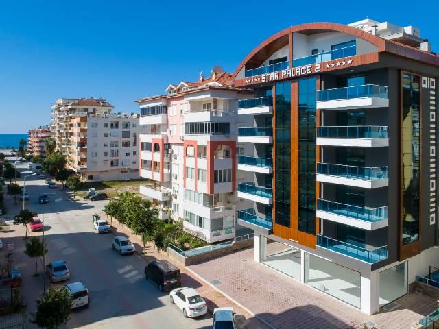 1 Alanya satılık daire ( STAR PALACE RESİDENCE )