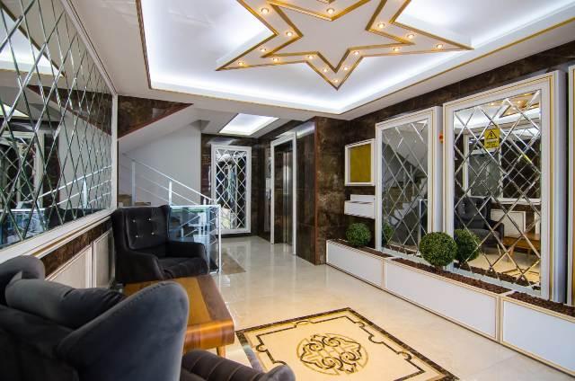 5 Alanya satılık daire ( STAR PALACE RESİDENCE )