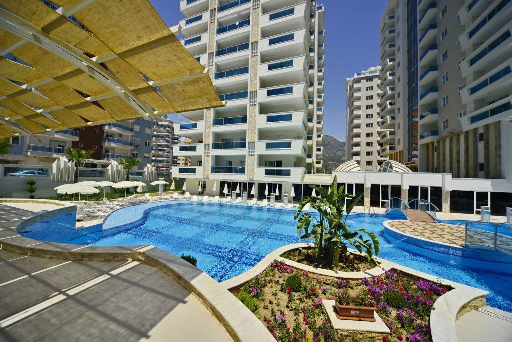 11 1024x683 Yekta Towers Residence Mahmutlar ALANYA