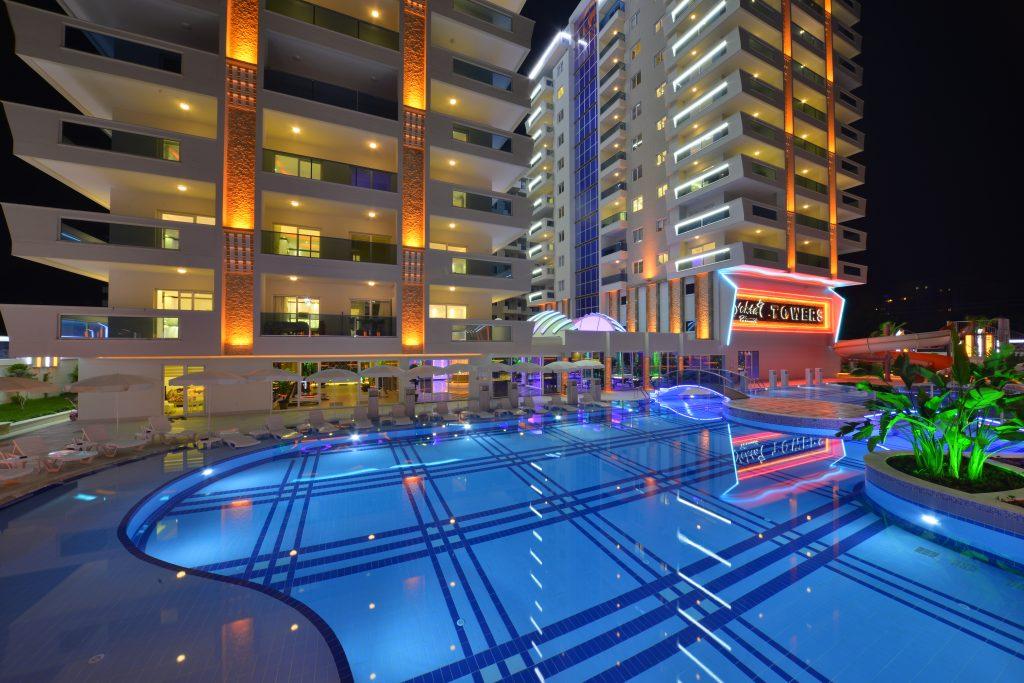77 1024x683 Yekta Towers Residence Mahmutlar ALANYA