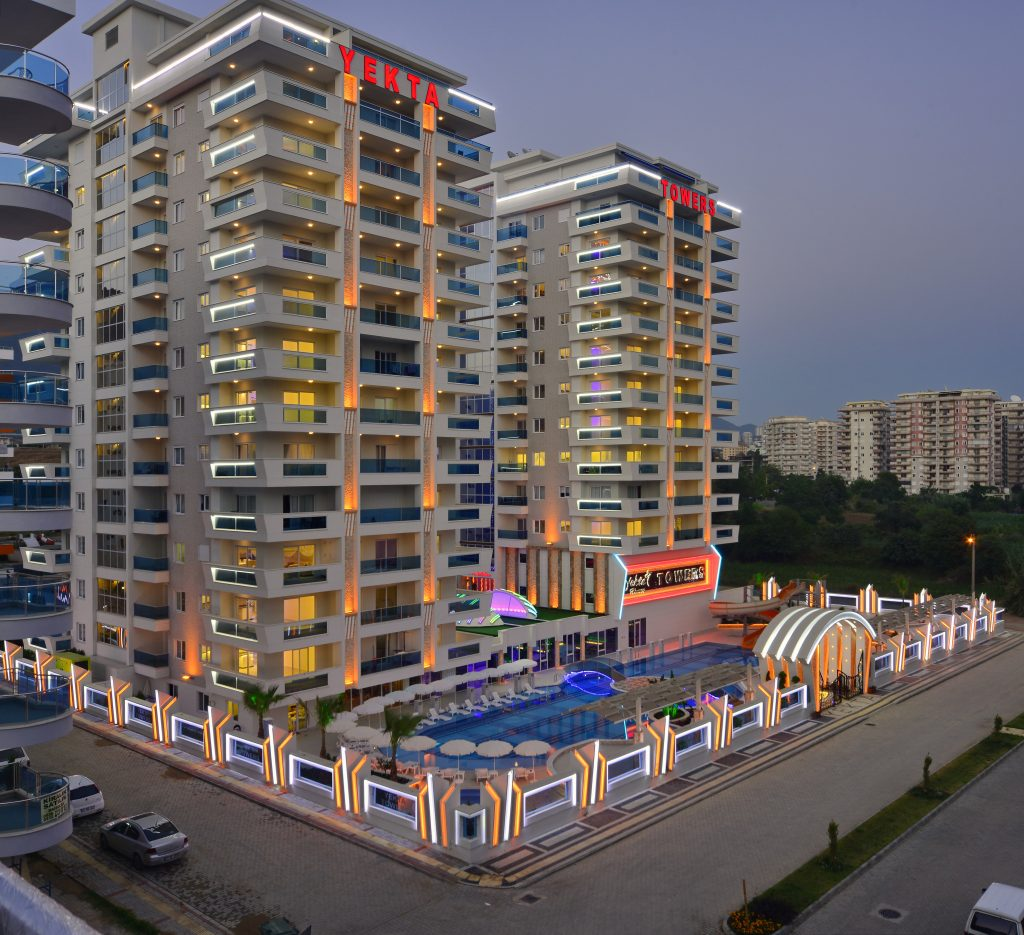 80 2 1024x935 Yekta Towers Residence Mahmutlar ALANYA